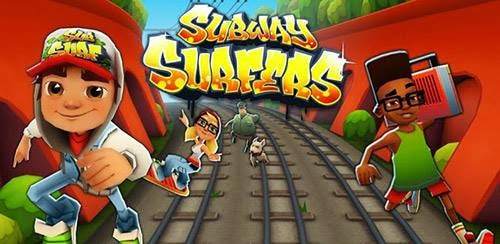 Play Subways Surfers without bluestacks