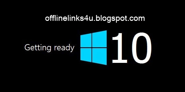 Windows 10  Technical Preview free Offline download