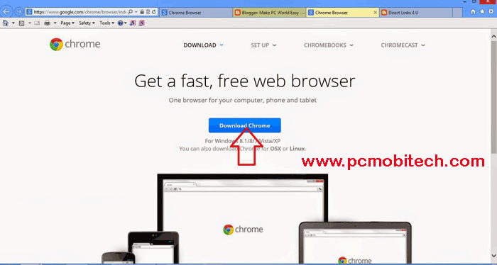 Download-Install-Google-Chrome-latest-version-browser-offline-installer