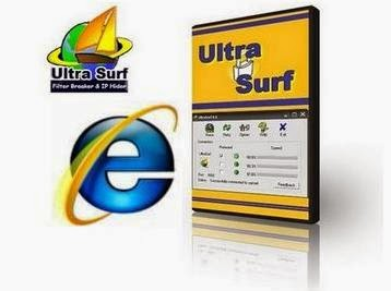 Hide IP with Ultra Surf