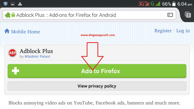 Add-to-firefox