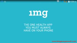1mg Healthkart plus (online drug store)