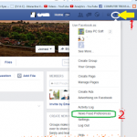 New Facebook News Feed Preferences Changes.