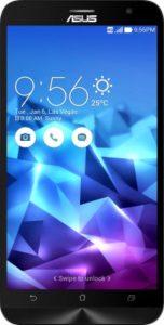 Asus Zenfone 2 Deluxe ZE551ML : Asus Zenfone 2 deluxe front view
