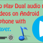 How to play dual audio Movies & Video Songs in android