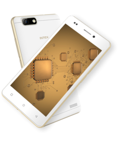 Intex aqua life v Design