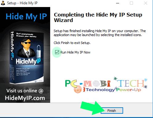 hide my ip full:
