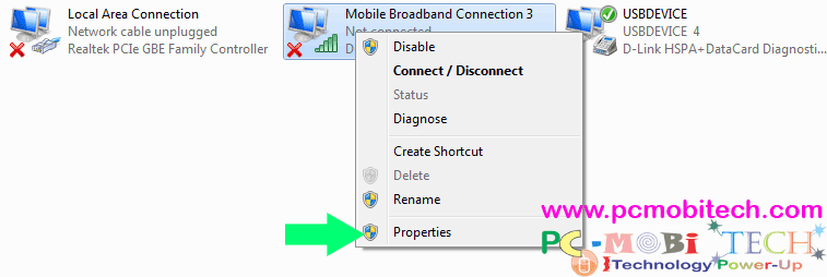 Click-mobile-brodband-properties