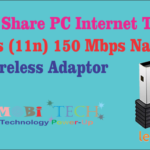 How to share your PC internet via Leoxsys 11n wireless utility