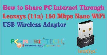 Lexsys-11n-Wireless-Usb-Adapter