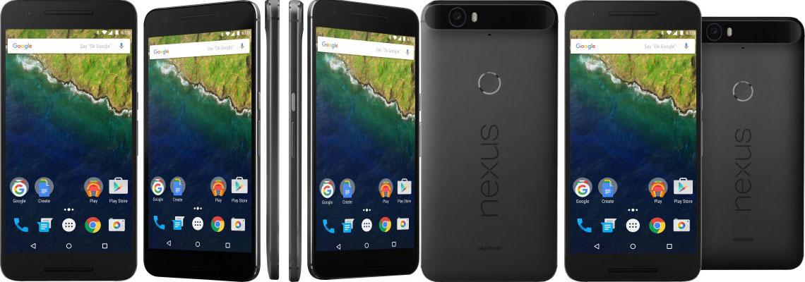 Huawai Google Nexus-6P