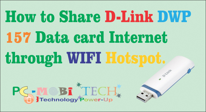 Share-D-Link-DWP-157-21mbps-internet-connection-through-WiFi