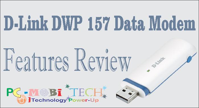 D-Link DWP 157 21Mbps Data Modem