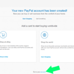 How to Signup PayPal Individual Account.