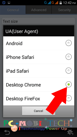 Choose-desktop-Chrome-or-firefox