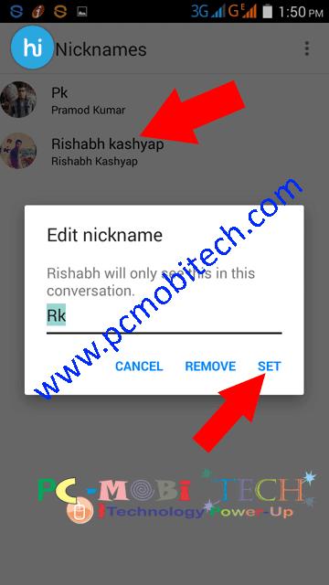 How-to-set-nick-names
