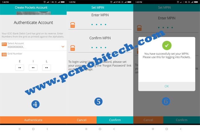 ICICI-bank-Pocket-app-activation-2