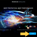Bitdefender 2017 offline download and installation