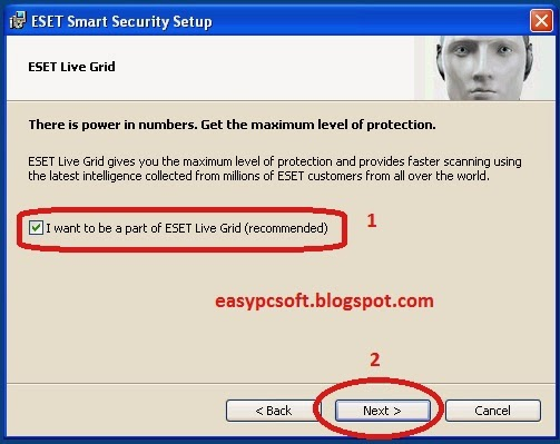 How to download & install Eset Nod32 Antivirus and Smart Security 3