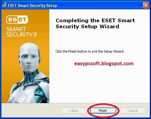 How to download & install Eset Nod32 Antivirus and Smart Security 5
