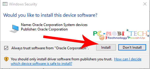 Install-drivers