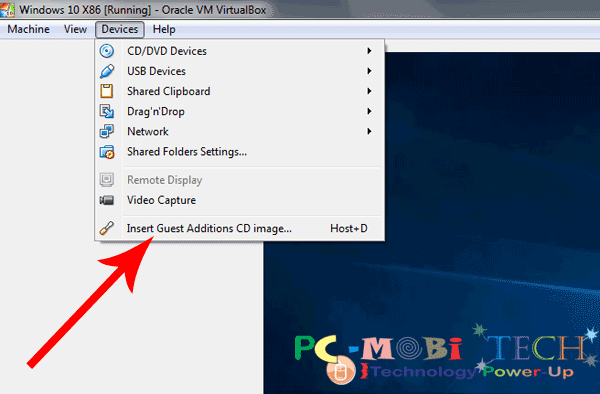 Virtualbox: Fix full screen problem for all OS (2019)