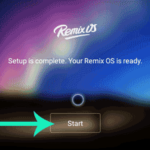 How to check Remix OS on VirtualBox without USB drive.
