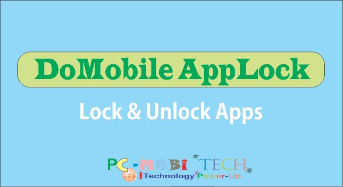 domobile applock forgot password