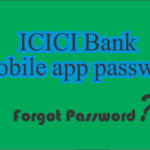 How to reset Pin-password ICICI Bank iMobile app