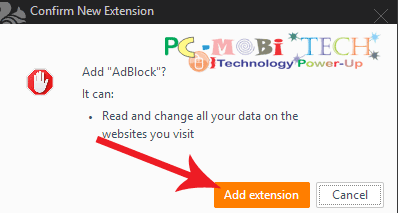 disable adblock uc browser pc