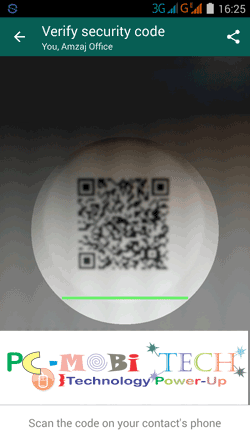 Scan-the-code-in-to-the-box