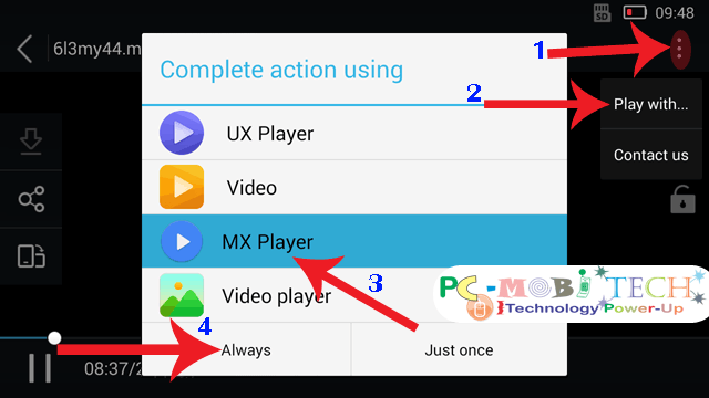 UC-Video-Player-Problem-Solution--How-to-reset-default-video-Player-UC