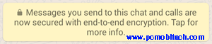 WhatsApp-Encryption-message