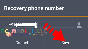 Avast-Anti-Theft-Revovery-option.-Enter-mobile-number-&-tap-on-Save-