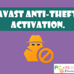 How to activate Avast Anti-Theft android app?