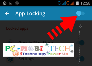 Enable-Applock-with-Avast-MObile-Security-