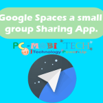 How to use Google Spaces group sharing app.