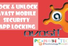 Lock-and-unlock-app-Avast-Mobile-Security-App Locking