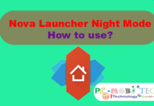 Nova Launcher Night Mode-how-to-enable-or-disable