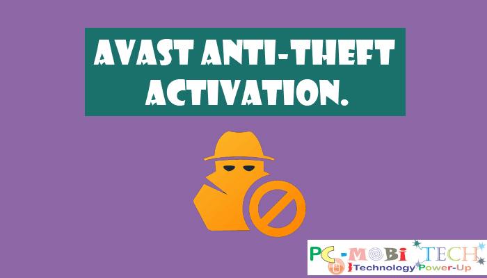avast antivirus mobile tracker