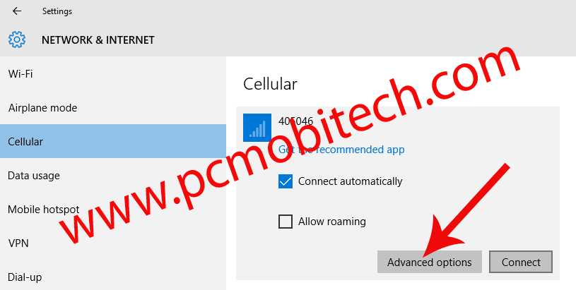 D-Link application error: This app has been blocked for your protectionCellular-network-connect-to-network