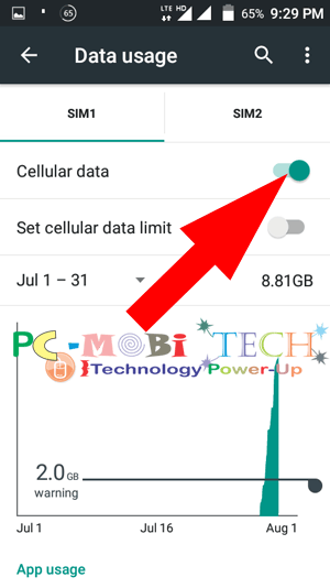 Disable-Data-connection-(Mobile-data)