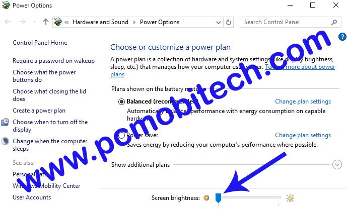 Reduce-Screen-Brightness-in Windows 10