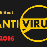 Best 5 Free Antivirus Software for 2016