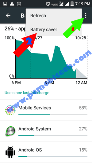 Android-official-battery-saver-app