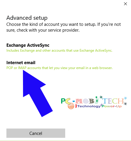 Configure-domain-email-account-with-windows-10-click-on-internet-email