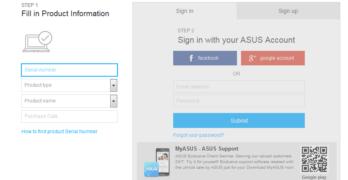 Asus-product-registration-online