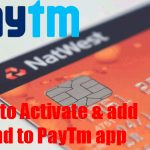 How to Activate PayTm App and add fund to wallet.