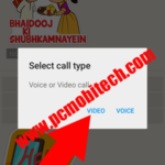 How to Make a Video Call in Hike Messenger.