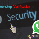 How to Enable-Disable Two-step verification in WhatsApp.